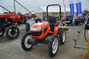 tracteur Kubota JB13X