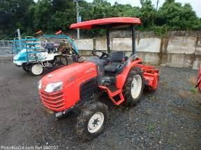 tracteur Kubota KB20