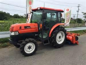 tracteur Kubota KL270
