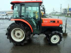tracteur Kubota KL340