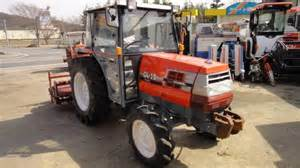 tracteur Kubota KL3450