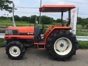 tracteur Kubota KL38