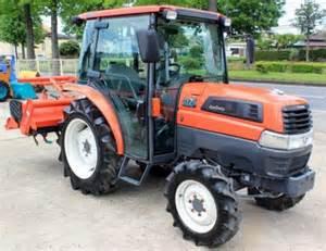 tracteur Kubota KL460