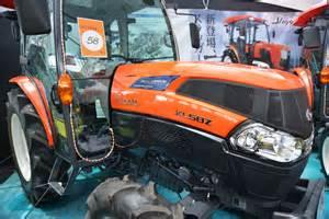 tracteur Kubota KL58Z