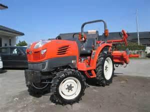 tracteur Kubota KT210