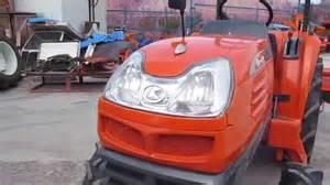 tracteur Kubota KT22