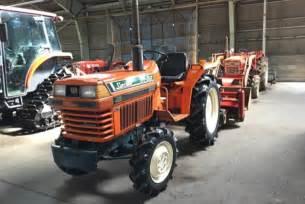tracteur Kubota L1-22
