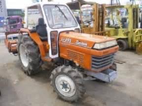 tracteur Kubota L1-295