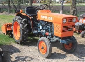 tracteur Kubota L1501