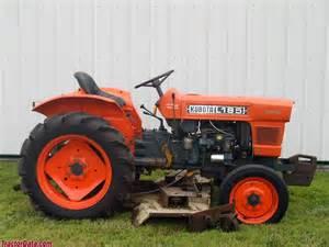 tracteur Kubota L185