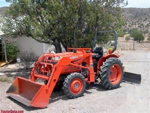 tracteur Kubota L2050