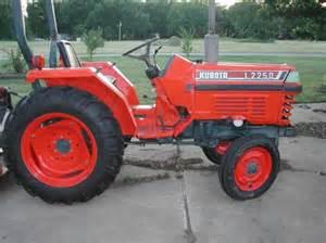 tracteur Kubota L2250