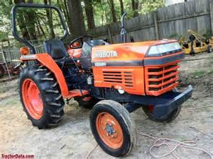 tracteur Kubota L2500
