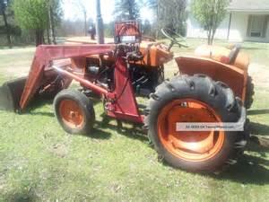 tracteur Kubota L260