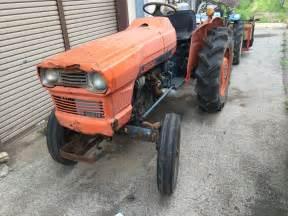 tracteur Kubota L2600