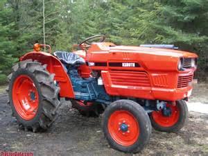 tracteur Kubota L2601