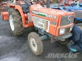 tracteur Kubota L2602