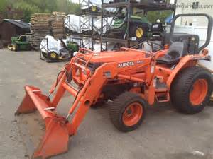 tracteur Kubota L2900