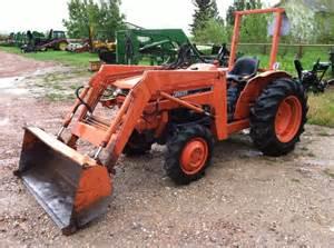 tracteur Kubota L295