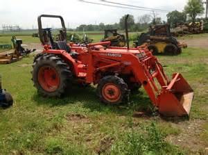 tracteur Kubota L2950