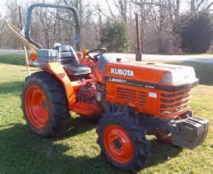tracteur Kubota L3000