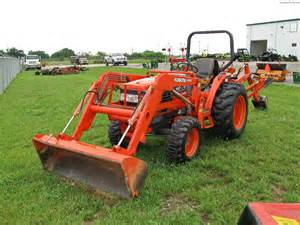 tracteur Kubota L3410