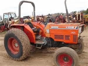tracteur Kubota L3750