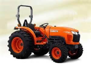 tracteur Kubota L4600