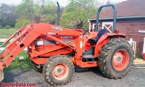 tracteur Kubota L4850