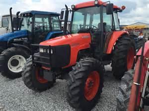 tracteur Kubota M105S