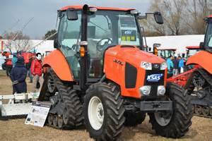 tracteur Kubota M110G