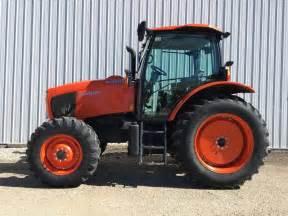 tracteur Kubota M126GX