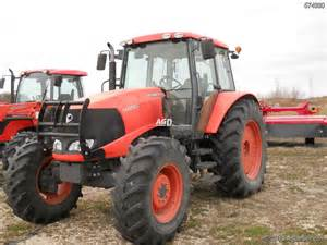 tracteur Kubota M126X