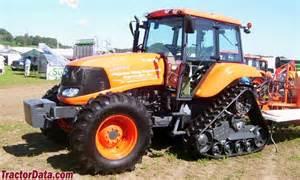 tracteur Kubota M126X POWER KRAWLER