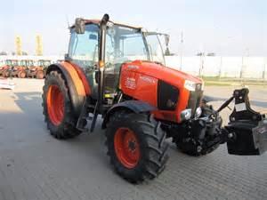tracteur Kubota M135GX