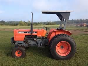 tracteur Kubota M4030