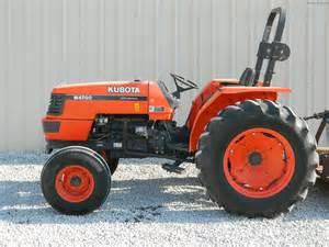 tracteur Kubota M4700