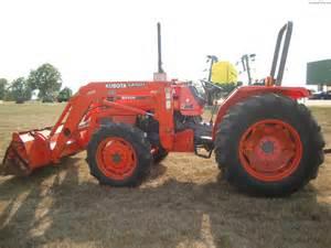 tracteur Kubota M5400