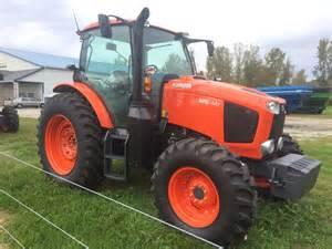 tracteur Kubota M6-141