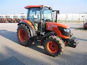 tracteur Kubota M6060