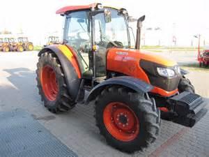 tracteur Kubota M8560