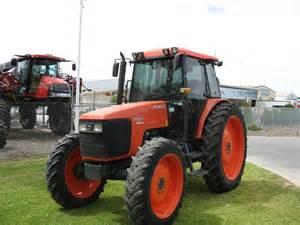 tracteur Kubota M95S