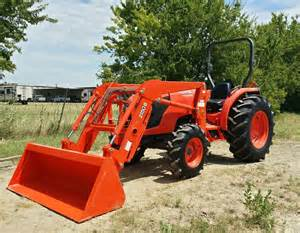 tracteur Kubota MX4700