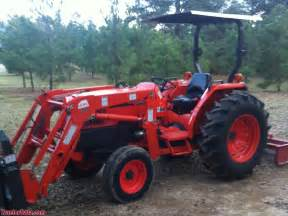 tracteur Kubota MX5000SU