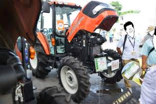 tracteur Kubota MZ655