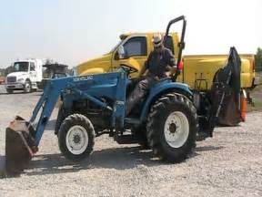 tracteur New Holland 1530