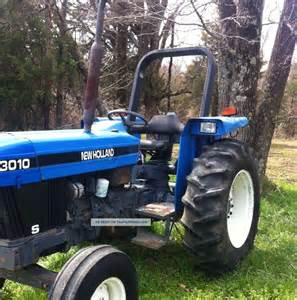 tracteur New Holland 3010