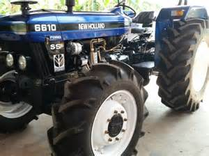 tracteur New Holland 6610S