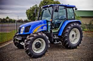 tracteur New Holland 9184