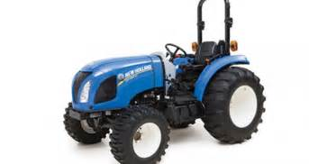 tracteur New Holland BOOMER 3040